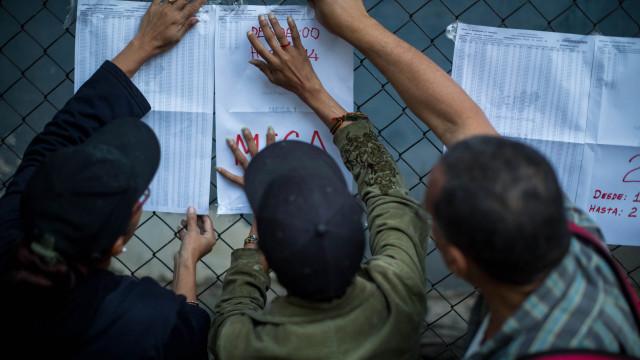 EUA consideram que eleições de domingo na Venezuela foram irregulares