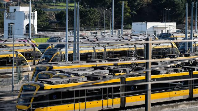 Greve do Metro do Porto desconvocada após acordo