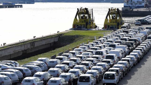 """Autoeuropa """"pode suspender"""" produção nos próximos dias"""