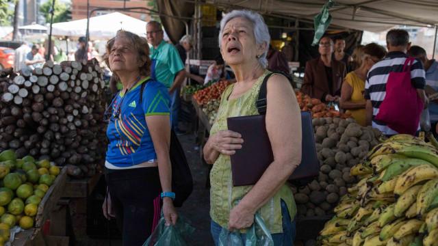 Portugueses na Venezuela ajudam irmãos franciscanos com dinheiro e comida