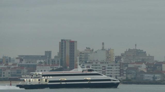Aprovado plano de renovação da frota da Transtejo com dez novos barcos