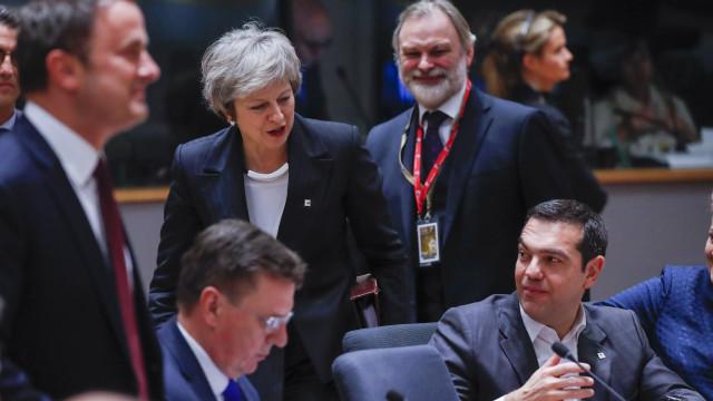 Líderes europeus reiteram indisponibilidade para renegociar Brexit