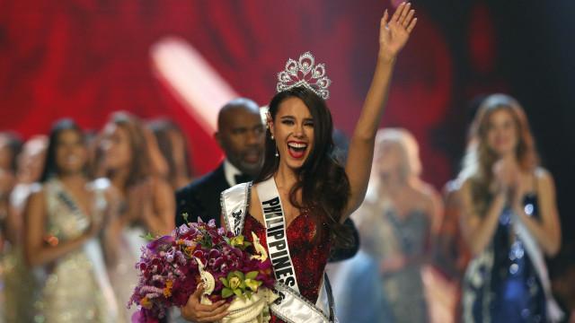 Concorrente das Filipinas eleita Miss Universo 2018