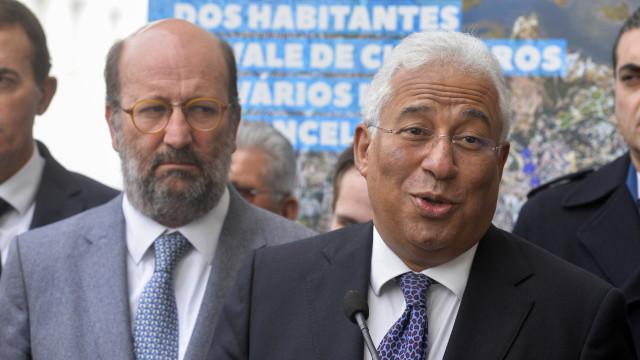 "Ponte Barreiro e Seixal ""prevista nas acessibilidades"" do novo aeroporto"