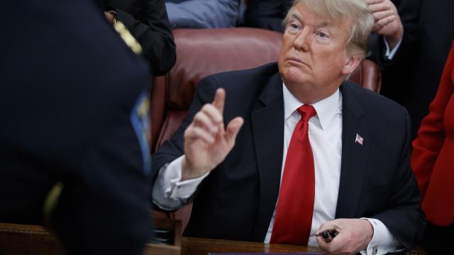 """Trump diz que Reserva Federal """"é o único problema"""" da economia americana"""