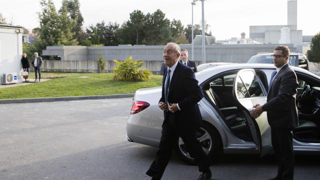 Presidente Marcelo vai passar parte do Dia de Portugal em Cabo Verde