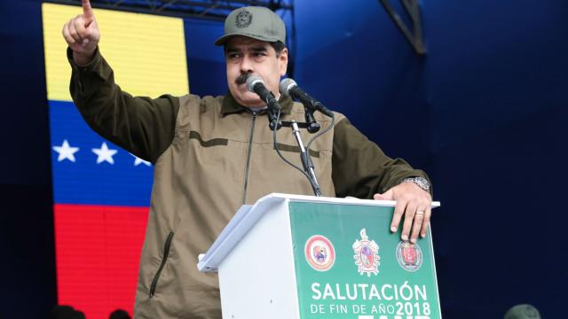 """""""Nem a UE, nem os seus Estados-membros"""" estarão na posse de Maduro"""