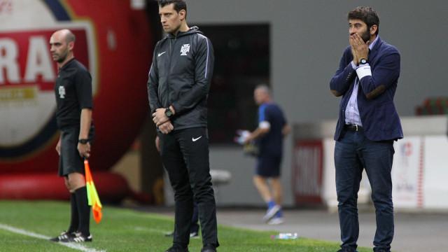 Luís Freire deixa comando técnico do Estoril Praia