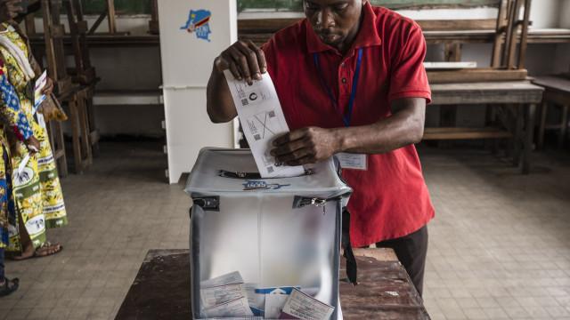 Comissão Eleitoral fala em aceitar ou anular votação na RDCongo