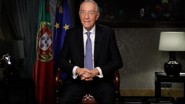 """Para 2019, Marcelo pede bom senso e nada de """"promessas impossíveis"""""""