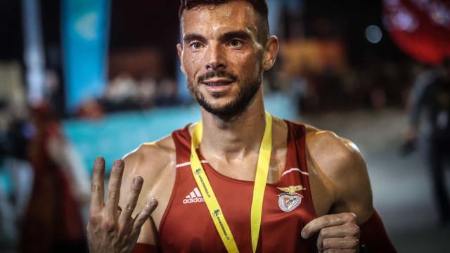 Rui Pinto é o primeiro a vencer quatro vezes a São Silvestre da Amadora
