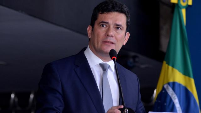 Ministro Sérgio Moro apresenta 14 medidas anticrime