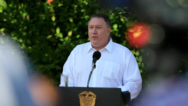 Chefe da diplomacia dos EUA visita aliados árabes no Médio Oriente
