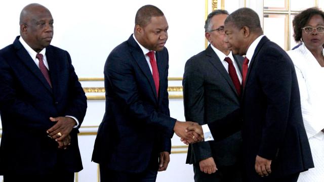 João Lourenço exorta novo governador de Luanda a não temer desafios