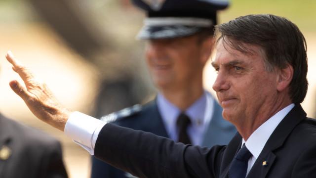 Bolsonaro anuncia uma operação 'Lava Jato' no Ministério da Educação