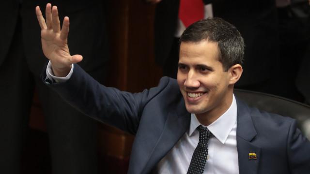 EUA consideram parlamento venezuelano única instituição legítima no país