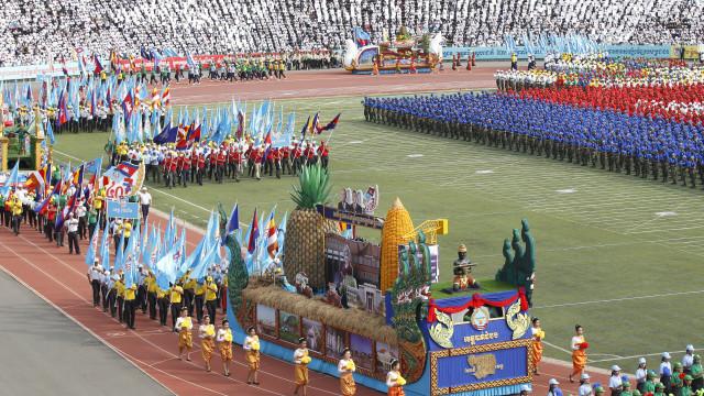 Camboja celebra 40 anos do fim do regime Khmer Vermelho