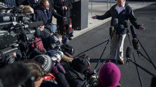 "Nova-iorquinos consideram shutdown ""ataque de raiva"" de Trump"