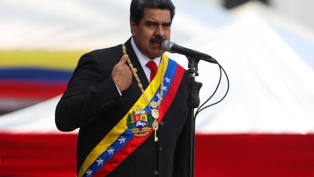 Turquia e Rússia manifestam apoio a Maduro