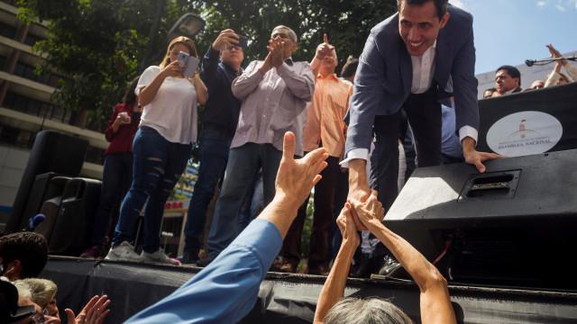 Serviços secretos venezuelanos já libertaram presidente do parlamento