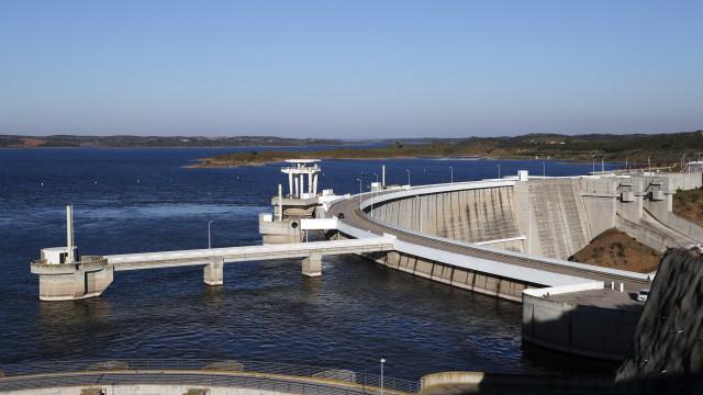 Onze albufeiras com mais de 80% de água e 12 com 40% no final de janeiro