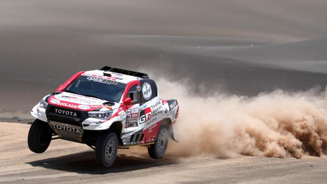 Toby Price e Nasser Al-Attiyah conquistam o Dakar2019