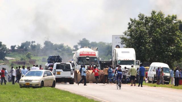 Crise agrava-se no Zimbabué