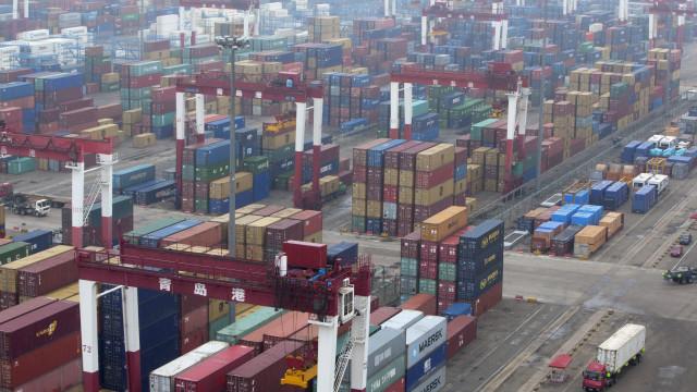 Comércio entre China e países lusófonos sobe 25,3% até novembro