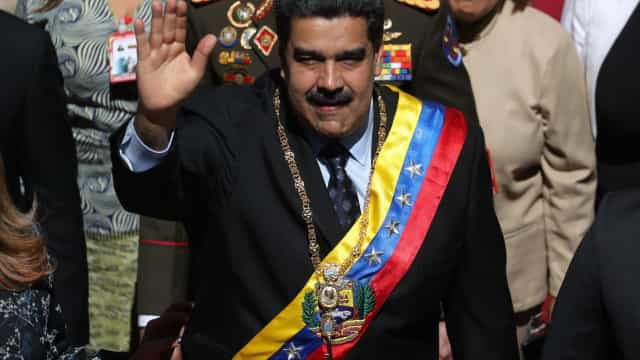 Detido grupo de militares venezuelanos que se rebelou contra Maduro