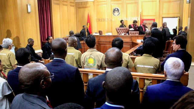 Tailandês julgado em Angola diz que cheque de 50 mil milhões é verdadeiro