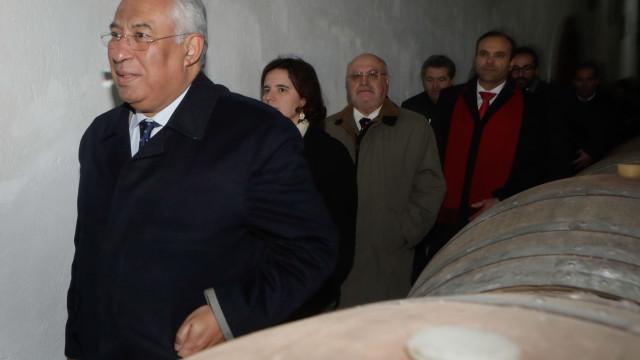 """António Costa diz que é """"essencial"""" dinamizar relações transfronteiriças"""
