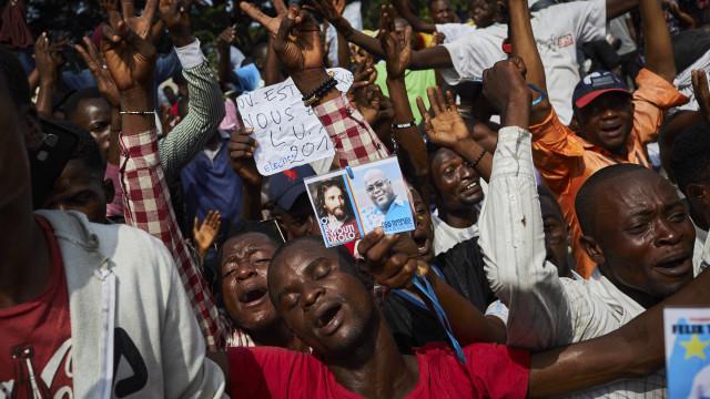 Milhares comemoram confirmação da vitória de Tshisekedi na RDCongo