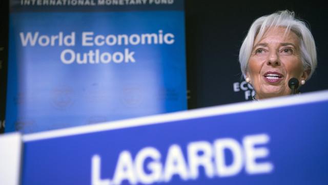FMI lança avisos, mas afasta cenário de recessão iminente