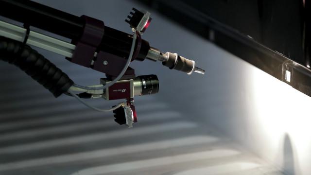 Protótipo de robot ajuda no fabrico de automóveis e satélites