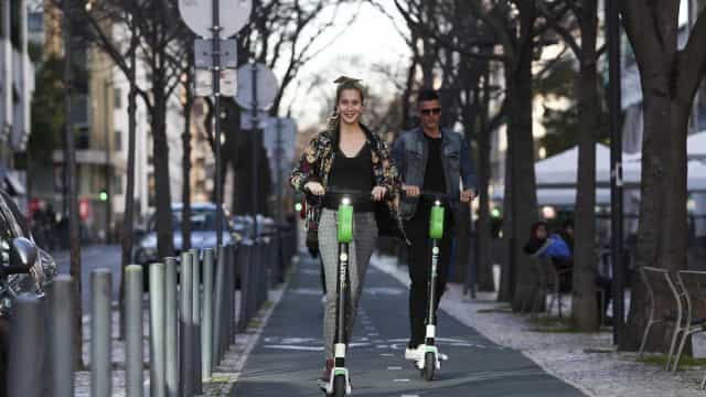 PSP reforça fiscalização às bicicletas e trotinetes