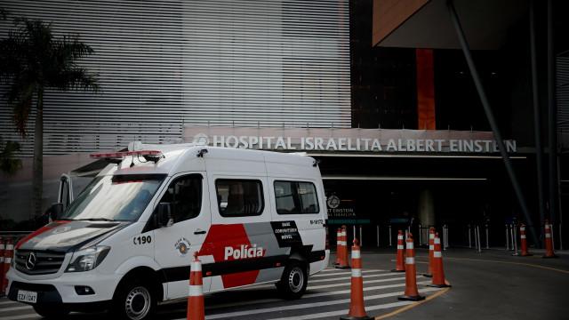 Presidente Bolsonaro recebe alta dos cuidados semi-intensivos