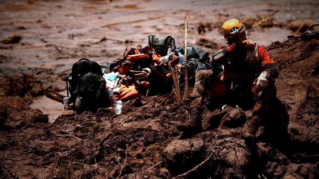 Aumenta para 110 o número de mortos em desastre de Brumadinho