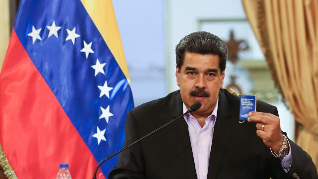 Maduro apoia antecipação de eleições legislativas na Venezuela
