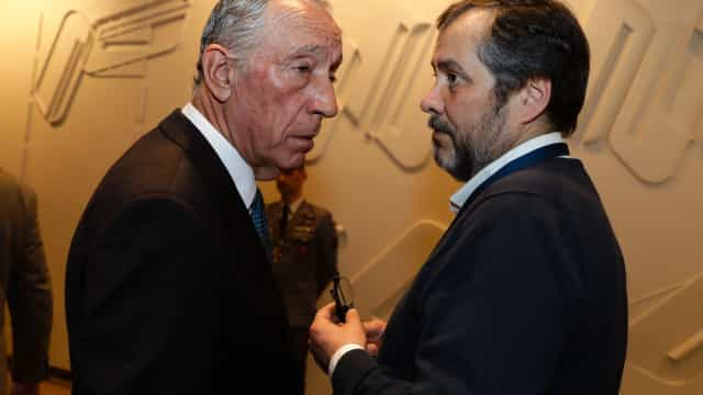 """Marcelo quis """"ponto de situação"""" das negociações. """"É zero"""", disse FENPROF"""