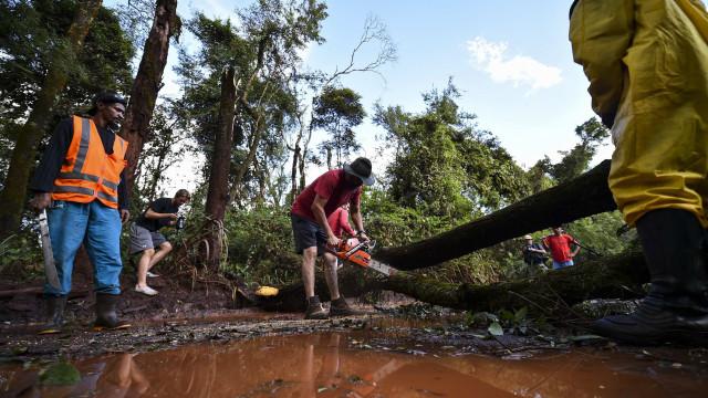 Rutura de barragem no Brasil pode causar doenças em área afetada