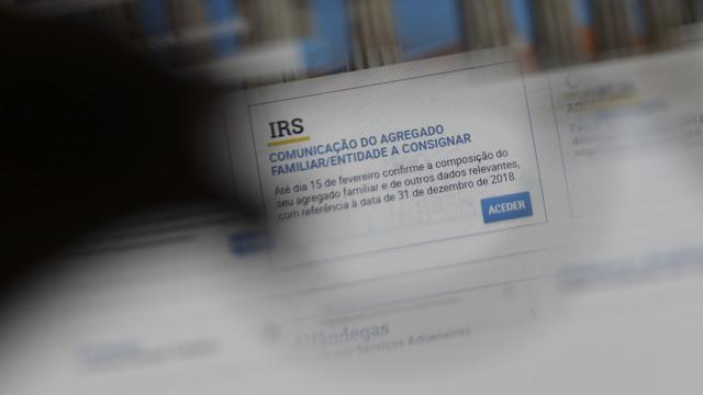 Governo espera devolver reembolso do IRS em 11 dias