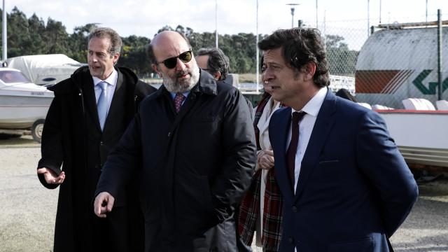 """Intervenção na ria de Aveiro é a """"mais relevante"""" no litoral"""