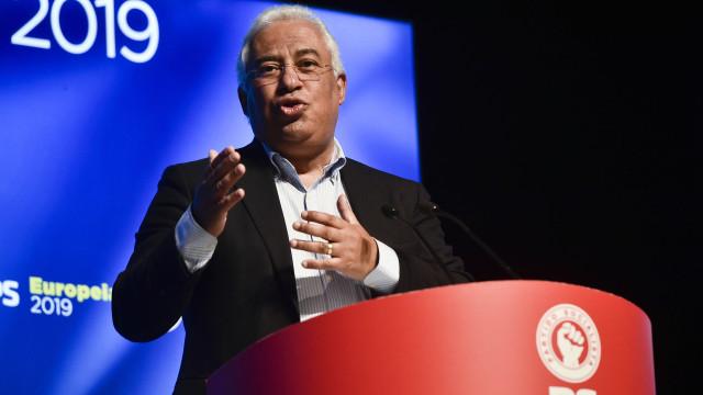 Costa afirma que só o PS pode assegurar boa reforma do euro