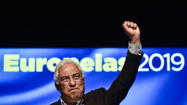 """Costa diz que """"Europa está mesmo a ser atacada"""" por fora e por dentro"""