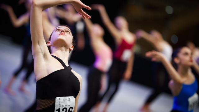Dois bailarinos portugueses competem hoje no Prix de Lausanne  2019