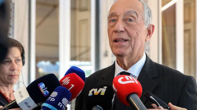 Marcelo pronuncia-se sobre greve dos enfermeiros após decisão do Supremo