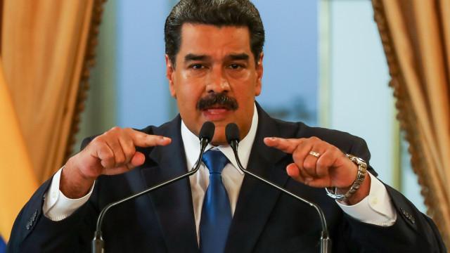 Maduro diz não haver fome e que milhões de imigrantes procuram o país