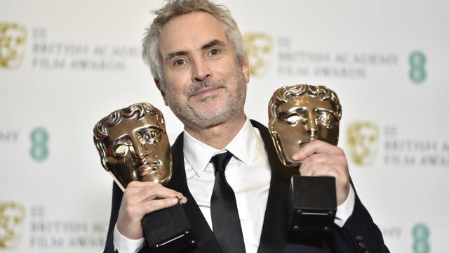 'Roma' é o grande vencedor dos prémios Bafta de 2019
