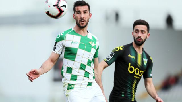 Moreirense consolida quinto lugar da I Liga, ao vencer Tondela