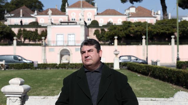 """Presidente do Sindepor termina greve de fome mas """"a luta vai continuar"""""""